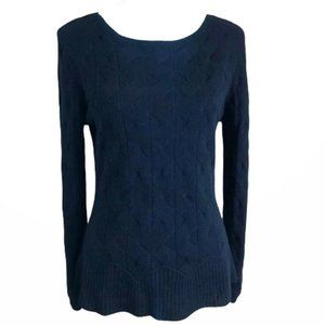 Sara Campbell - Cashmere Knit Sweater